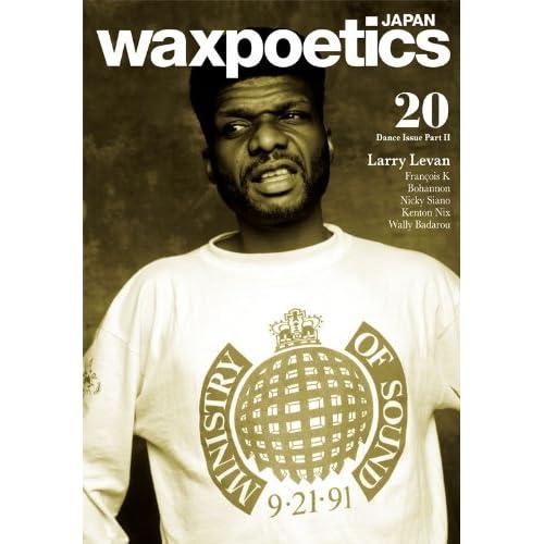Wax Poetics Japan No.20