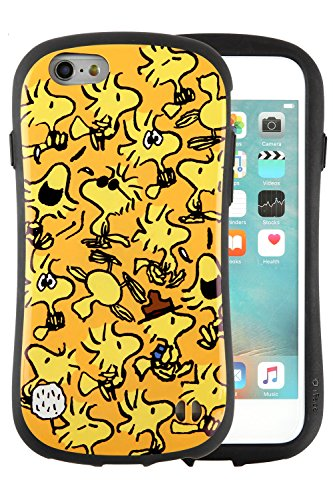 cecbb9a6d9 iPhone6s iPhone6 ケース 耐衝撃 スヌーピー PEANUTS iface First Class 正規品 / ウッドストック