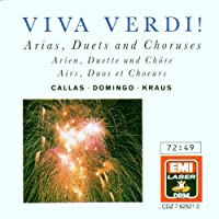 Viva Verdi: Arias, Dvets & Choruses