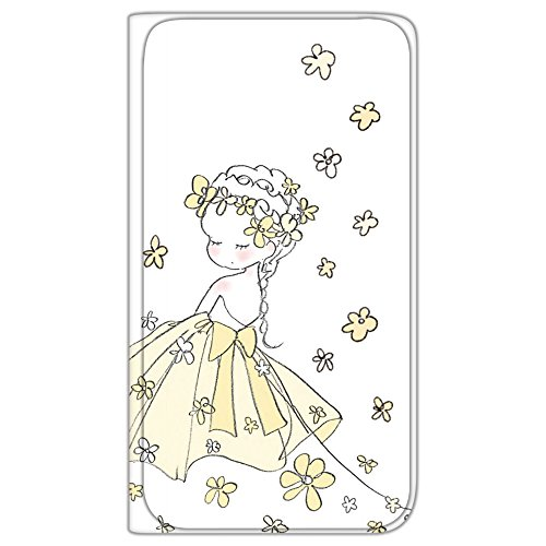 Caho Galaxy S9 Plus SM-G9650 ケース 手帳型 薄型プリント手帳 ウェディングE (ch-015) カード収納 ストラップホール スタンド機能 WN-LC582700-LL