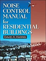 Noise Control Manual for Residential Buildings (Builder's Guide)【洋書】 [並行輸入品]