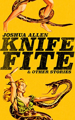 KNIFE FITE (English Edition)