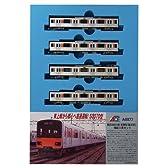 マイクロエース Nゲージ 東武50070型 初期車 固定窓 増結4両セット A8877 鉄道模型 電車