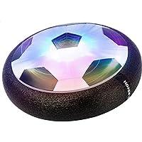 Hover Ball with強力なLEDライト( 7.2inch )男の子女の子スポーツ子供おもちゃトレーニングフットボール両親と屋内または屋外のゲーム