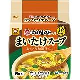 マルちゃん まいたけスープ5P×6袋