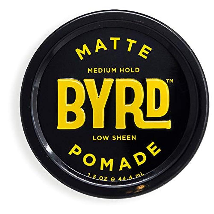 疑わしい量十分ではないBYRD(バード)  マットポマード 28g