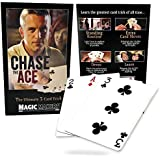 Ultimate 3 Card Trick - Chase The Ace In Bicycle By Magic Makers