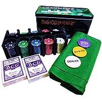 Cota's home ポーカー セット トランプ 2セット チップ 200枚 マット テキサスホールデム 日本語説明書 カジノゲーム