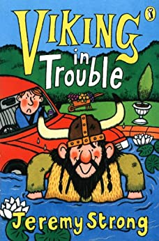 Viking in Trouble (Puffin Fiction) by [Strong, Jeremy]