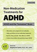 """Non-Medication Treatments for ADHD: ADHD and the""""Immature"""" Brain【DVD】 [並行輸入品]"""