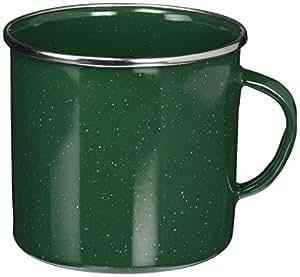 GSI ホウロウマグカップ Lサイズ フォレストグリーン 11870087018007