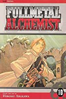 Fullmetal Alchemist, Vol. 10 (10)