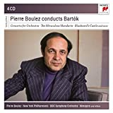 Pierre Boulez Conducts Bartok (Sony Classical Masters) 画像