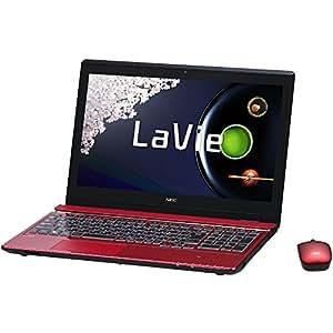 日本電気 LaVie Note Standard - NS750/AAR クリスタルレッド PC-NS750AAR