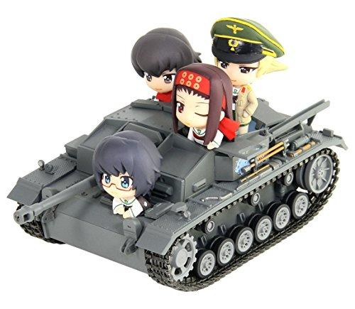 PD52 ガールズ&パンツァー III号突撃砲F型エンディングVer.全国大会時