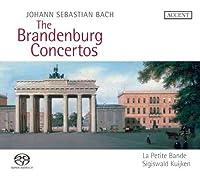 Brandenburg Concertos by J.S. BACH (2010-09-28)
