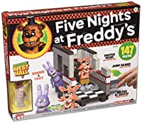 McFarlane Toys Five Nights at Freddy's West Hall Medium Construction Set [並行輸入品]