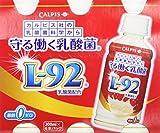 カルピス 守る働く乳酸菌 L-92 200mlx6本 ×2セット