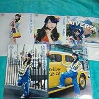 北原里英B 5枚まとめ やり過ぎサマー at USJ A4特大生写真 AKB48 GROUP選抜 ユニバーサル・スタジオ・ジャパン ランダム生写真