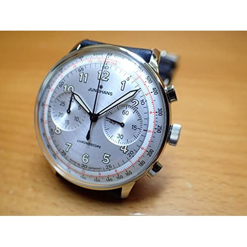 ユンハンス 腕時計 Junghans Meister Telemeter 40.4mm マイスターテレメーター オートマチック 027 3380 00 正規商品