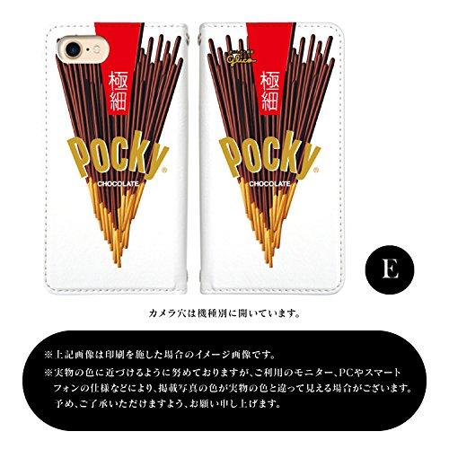 688b3d79d8 ... スマホケース 手帳型 ベルトなし アイフォンse 手帳型ケース 8131-D. Pocky iphone5 ...