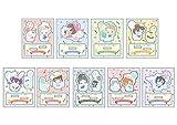 文豪ストレイドッグス × サンリオキャラクターズ ふぉーちゅん☆アクリルスタンド BOX商品 1BOX=9個入、全9種類