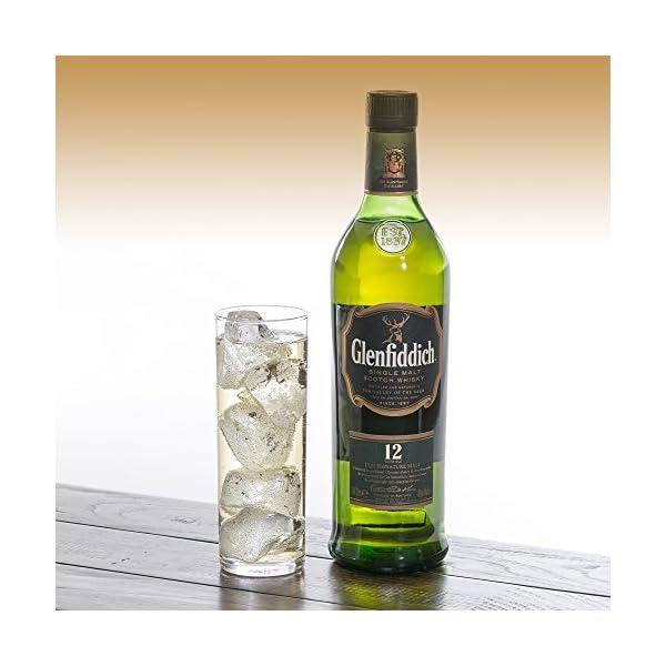 シングルモルト ウイスキー グレンフィディック12年の紹介画像4