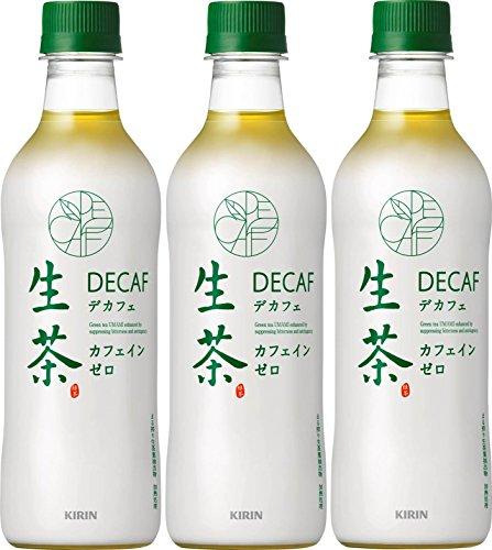 生茶デカフェ 430ml