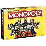 モノポリー My Hero Academia ボードゲーム   テーマモノポリーゲーム   カスタムコレクタブルトークン