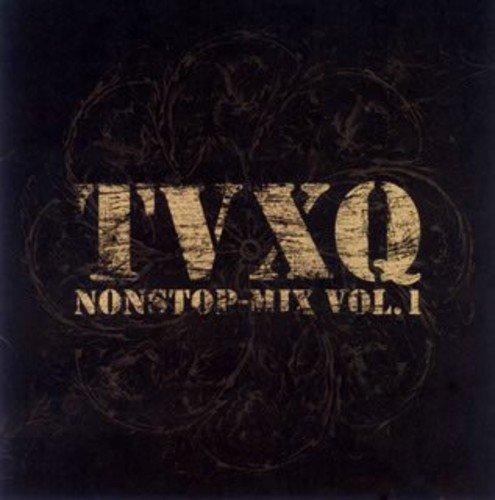 TVXQ non-stop mix Vol.1の詳細を見る