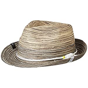 (フェニックス)phenix Mixed Straw Hat(トレッキングハット) PH718HW26 BR ブラウン L
