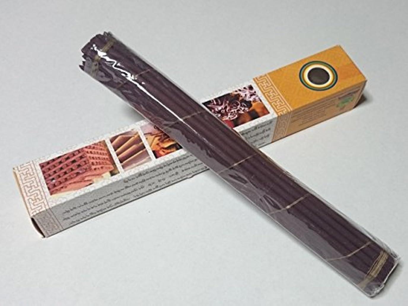 複雑なミケランジェロ作りNADO/ナドーインセンス オレンジカバー Orange Box 約30本入り