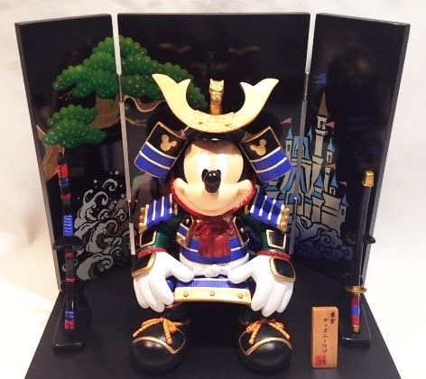 【東京ディズニーリゾート限定】 ミッキーマウス五月人形☆ミッキー兜☆ こどもの日
