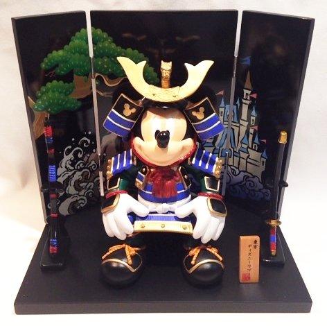 【東京ディズニーリゾート限定】 ミッキーの五月人形 (大)...