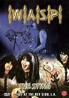 W.A.S.P. LIVE 2000 (THE STING) LIVE AT THE KEY CLUB L.A. (REGION 3)【DVD】 [並行輸入品]