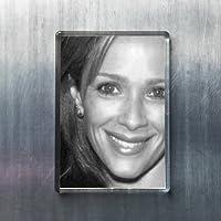 LAUREN HOLLY - オリジナルアート冷蔵庫マグネット #js001