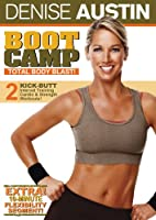 Denise Austin: Bootcamp - Total Body Blast
