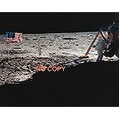 写真、歴史/科学:アポロ11号、月面のアームストロング船長