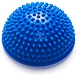 Black Mountain Products Balancing Exercise Stability Pods, Blue, Pack of 2