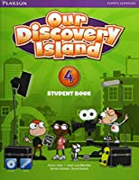 Our Discovery Island 2013 Student Edition (Consumable) with CD-ROM Level 4