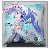 コスプレ☆^-^☆初音ミク★超可愛い初音の抱き枕--40X40cm両面(芯を含む)