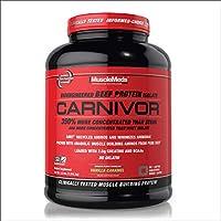 海外直送品 MuscleMeds Carnivor Vanilla Caramel -- 4.2 lbs