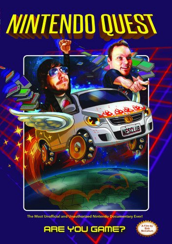 Nintendo Quest [DVD] [Import]