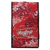 ローリングス(Rawlings) 野球用 ストロンググラブベルト EAOL11S21 レッド サイズ 53X11.5cm