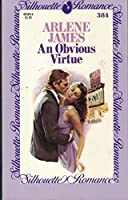 Obvious Virtue (Silhouette Romance)