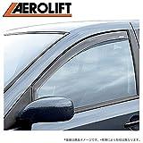 アエロリフト メルセデス・ベンツ Eクラス W211 ワゴン 5 Dr. 03~08 フロント ドアバイザー(左右セット)[20/196]