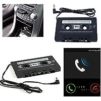 Sedeta® カーオーディオテープカセットtoジャックAUX iPodのMP3コンバータのiPod用