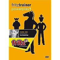fritztrainer powerplay 1. Mattmuster. DVD-ROM fuer Windows XP/2000/98 SE: Video-Schachtraining