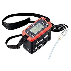 理研計器 ポータブルガスモニター GX-8000 TYPE-B 4成分測定可 校正証明付 /1-3316-15