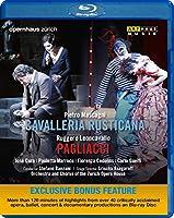 Cavalleria Rusticana - Ruggero Leoncavallo: Paglia [Blu-ray]